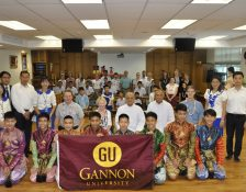 ต้อนรับผู้บริหารและนักศึกษา Gannon University