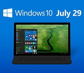 Microsoft นับถอยหลังวันหมดเขตอัพ Windows 10 ฟรี