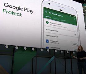 เปิดตัว Google Play Protect