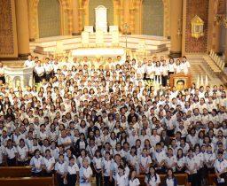 กิจกรรมฟื้นฟูจิตใจครูคาทอลิก ประจำปีการศึกษา 2561